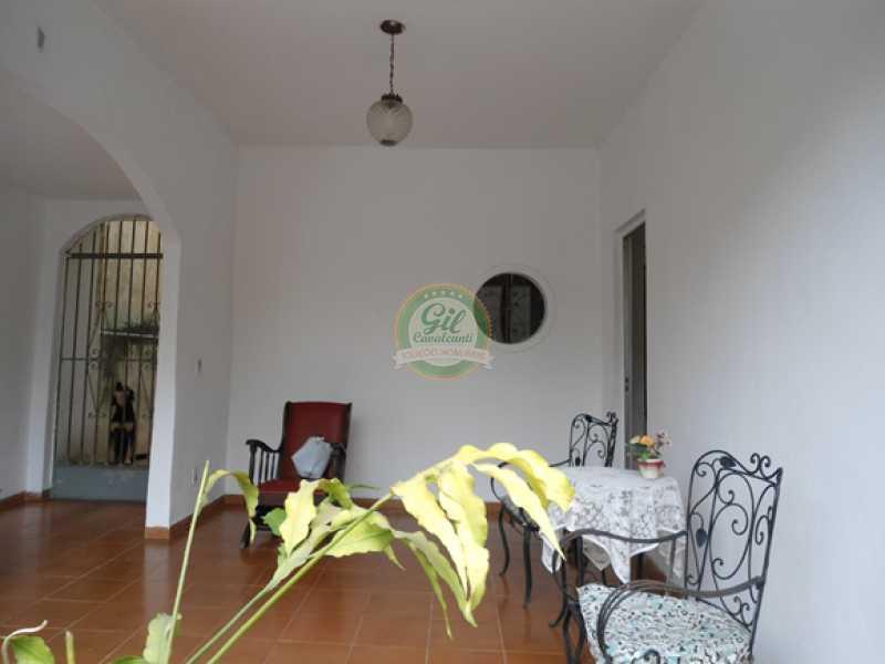 101 - Casa 3 quartos à venda Taquara, Rio de Janeiro - R$ 460.000 - CS2089 - 3