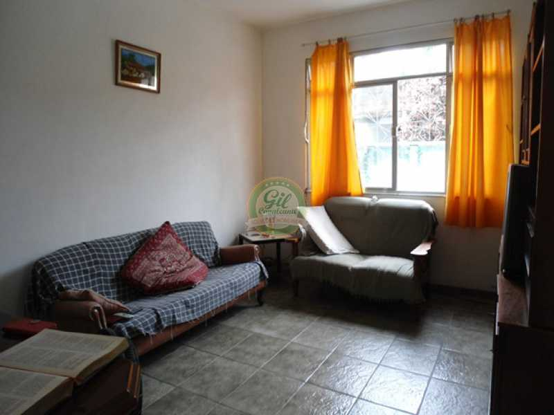 109 - Casa 3 quartos à venda Taquara, Rio de Janeiro - R$ 460.000 - CS2089 - 7
