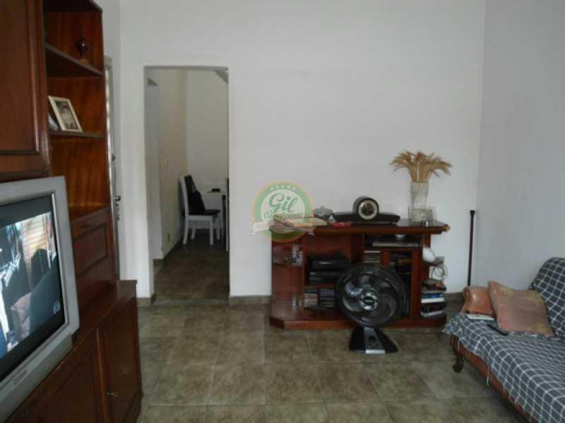 111 - Casa 3 quartos à venda Taquara, Rio de Janeiro - R$ 460.000 - CS2089 - 8