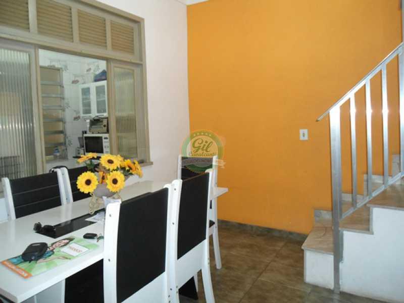 113 - Casa 3 quartos à venda Taquara, Rio de Janeiro - R$ 460.000 - CS2089 - 10