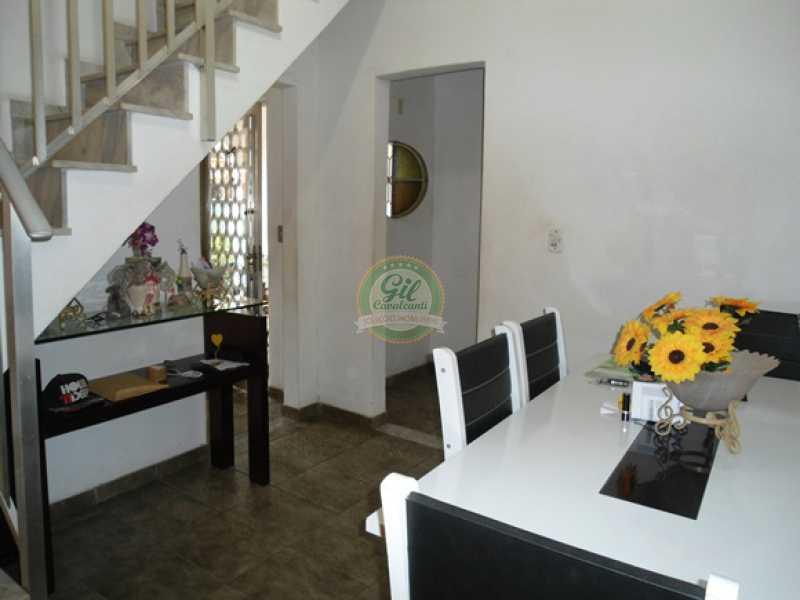 114 - Casa 3 quartos à venda Taquara, Rio de Janeiro - R$ 460.000 - CS2089 - 11