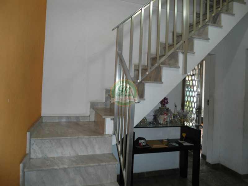 115 - Casa 3 quartos à venda Taquara, Rio de Janeiro - R$ 460.000 - CS2089 - 12