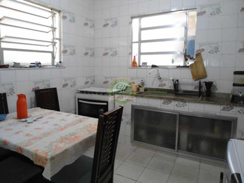 122 - Casa 3 quartos à venda Taquara, Rio de Janeiro - R$ 460.000 - CS2089 - 14