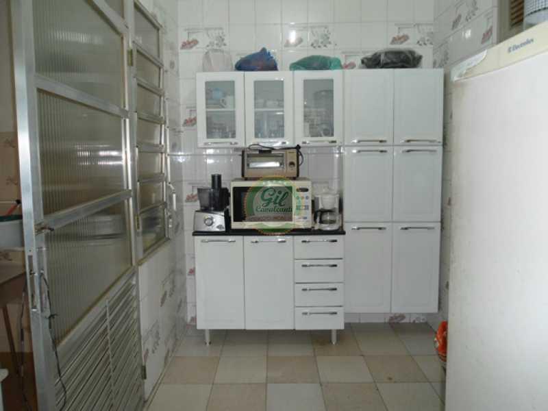 124 - Casa 3 quartos à venda Taquara, Rio de Janeiro - R$ 460.000 - CS2089 - 16