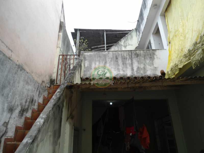 129 - Casa 3 quartos à venda Taquara, Rio de Janeiro - R$ 460.000 - CS2089 - 18