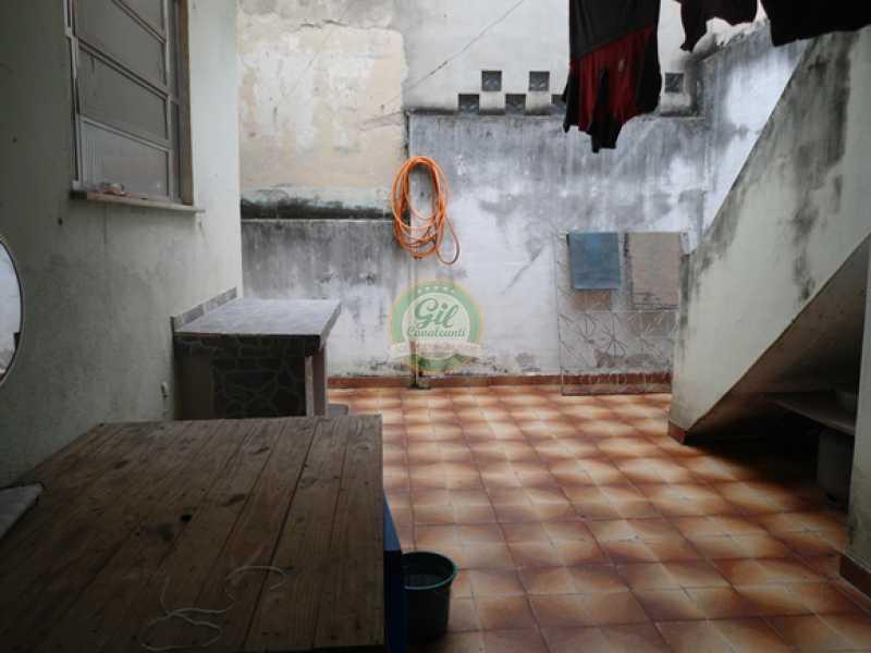 130 - Casa 3 quartos à venda Taquara, Rio de Janeiro - R$ 460.000 - CS2089 - 19
