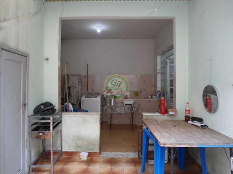 132 - Casa 3 quartos à venda Taquara, Rio de Janeiro - R$ 460.000 - CS2089 - 20
