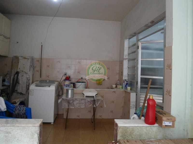 133 - Casa 3 quartos à venda Taquara, Rio de Janeiro - R$ 460.000 - CS2089 - 21