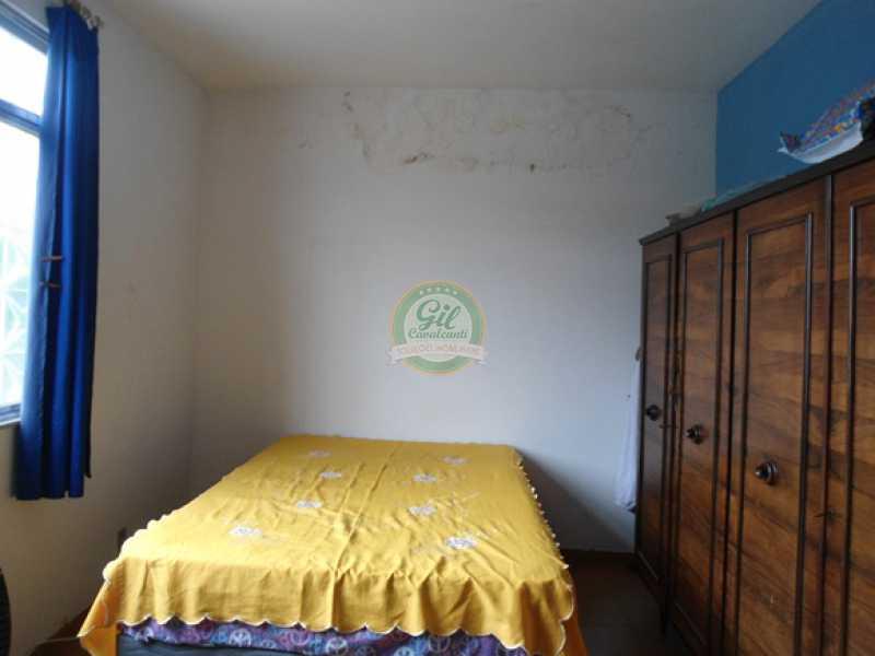 135 - Casa 3 quartos à venda Taquara, Rio de Janeiro - R$ 460.000 - CS2089 - 22