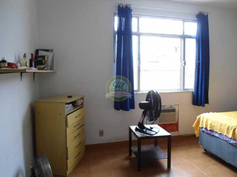136 - Casa 3 quartos à venda Taquara, Rio de Janeiro - R$ 460.000 - CS2089 - 24