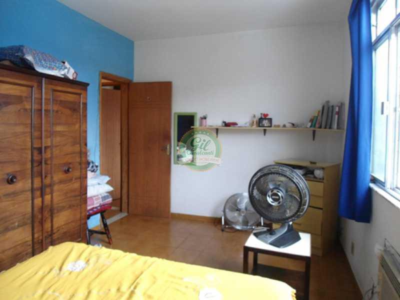 137 - Casa 3 quartos à venda Taquara, Rio de Janeiro - R$ 460.000 - CS2089 - 23