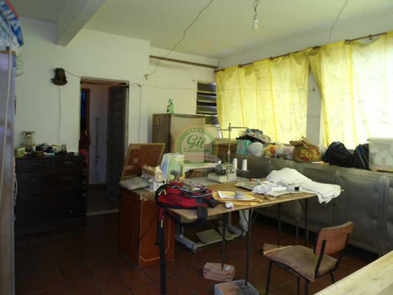 142 - Casa 3 quartos à venda Taquara, Rio de Janeiro - R$ 460.000 - CS2089 - 29