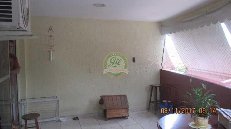 11 - Apartamento Pechincha,Rio de Janeiro,RJ À Venda,3 Quartos,108m² - AP1619 - 17