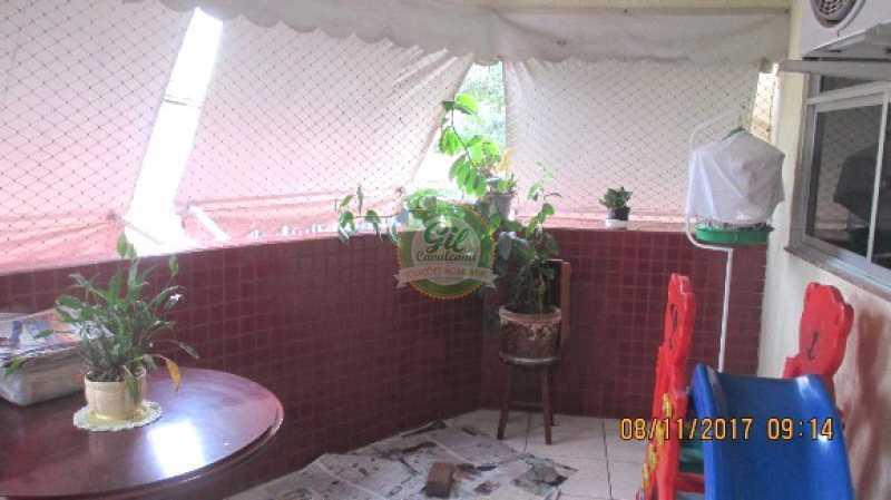 118 - Apartamento Pechincha,Rio de Janeiro,RJ À Venda,3 Quartos,108m² - AP1619 - 18