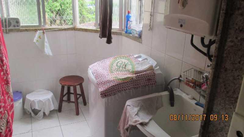 123 - Apartamento Pechincha,Rio de Janeiro,RJ À Venda,3 Quartos,108m² - AP1619 - 15