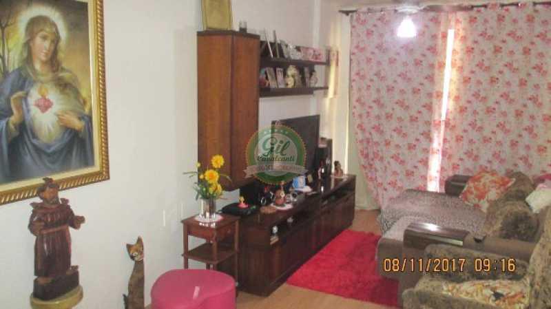 134 - Apartamento Pechincha,Rio de Janeiro,RJ À Venda,3 Quartos,108m² - AP1619 - 1