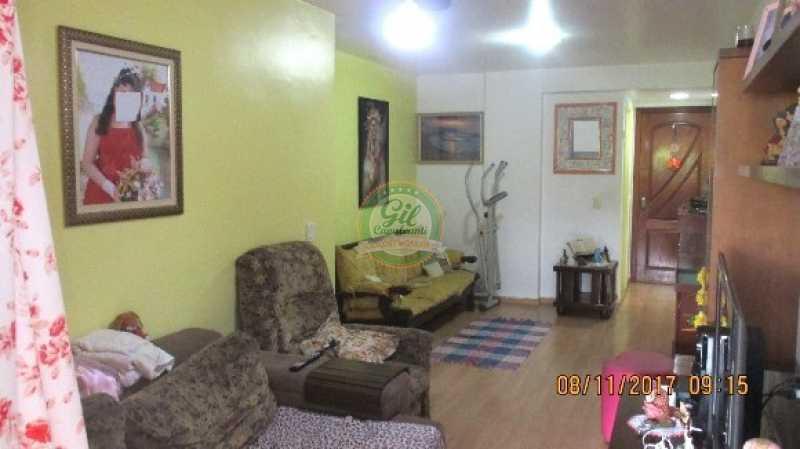 122 - Apartamento Pechincha,Rio de Janeiro,RJ À Venda,3 Quartos,108m² - AP1619 - 4