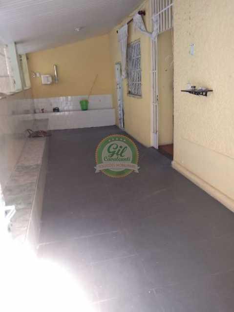 14 - Casa 3 quartos à venda Jardim Sulacap, Rio de Janeiro - R$ 630.000 - CS2088 - 12