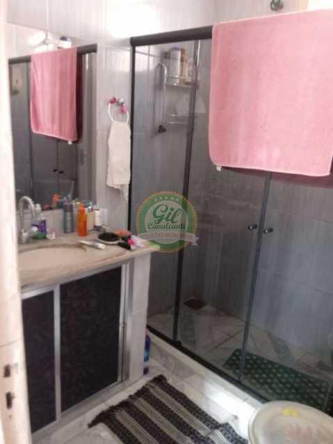 16 - Casa 3 quartos à venda Jardim Sulacap, Rio de Janeiro - R$ 630.000 - CS2088 - 8