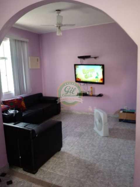 18 - Casa 3 quartos à venda Jardim Sulacap, Rio de Janeiro - R$ 630.000 - CS2088 - 3