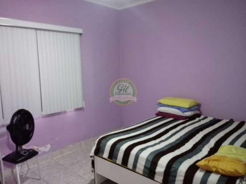 19 - Casa 3 quartos à venda Jardim Sulacap, Rio de Janeiro - R$ 630.000 - CS2088 - 4