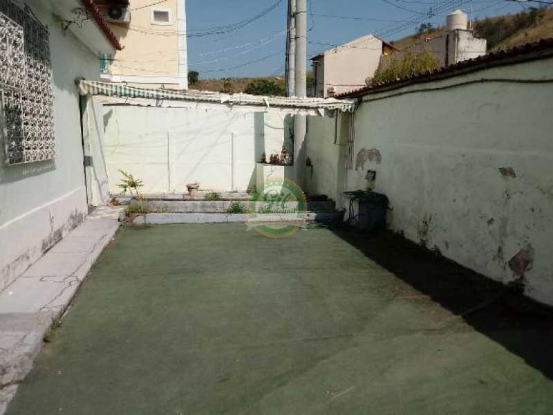 114 - Casa 3 quartos à venda Jardim Sulacap, Rio de Janeiro - R$ 630.000 - CS2088 - 14
