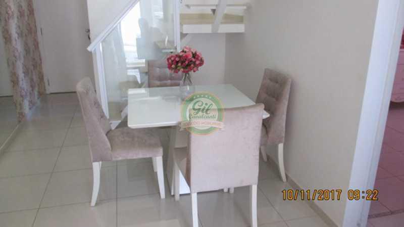 11-Sala - Cobertura 3 quartos à venda Praça Seca, Rio de Janeiro - R$ 450.000 - CB0179 - 4