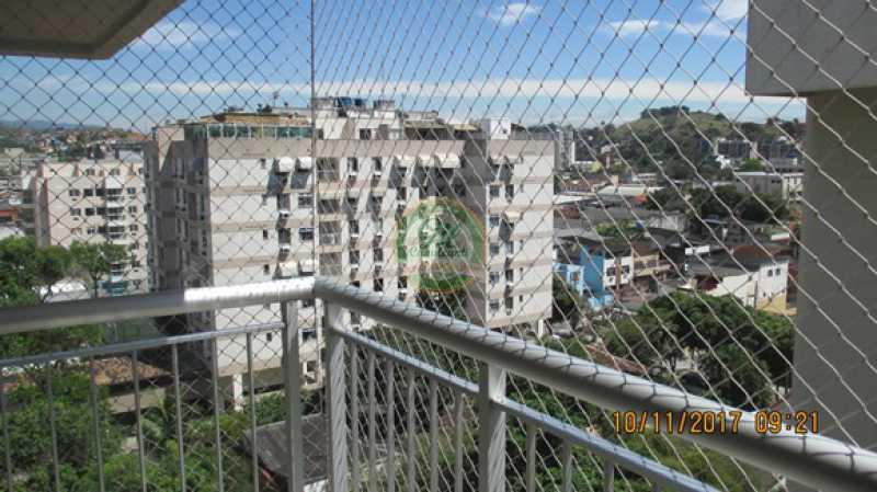 13-Varanda - Cobertura 3 quartos à venda Praça Seca, Rio de Janeiro - R$ 450.000 - CB0179 - 6