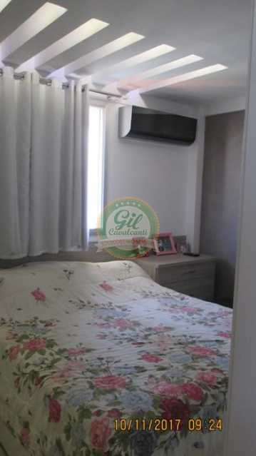 17-Suíte - Cobertura 3 quartos à venda Praça Seca, Rio de Janeiro - R$ 450.000 - CB0179 - 7