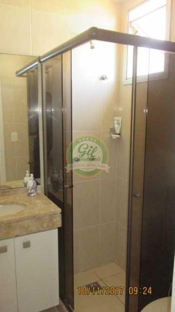 23-Suíte - Cobertura 3 quartos à venda Praça Seca, Rio de Janeiro - R$ 450.000 - CB0179 - 9