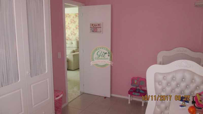 28-Quarto - Cobertura 3 quartos à venda Praça Seca, Rio de Janeiro - R$ 450.000 - CB0179 - 12