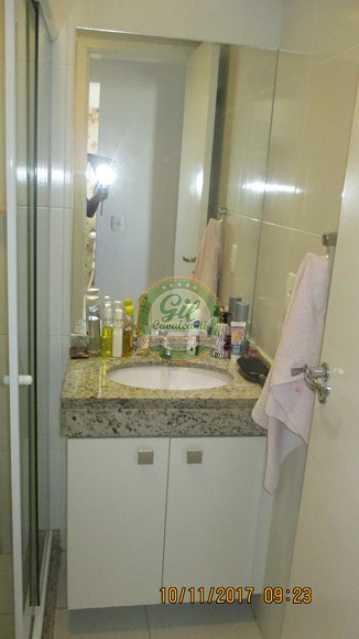 29-Banheiro - Cobertura 3 quartos à venda Praça Seca, Rio de Janeiro - R$ 450.000 - CB0179 - 13