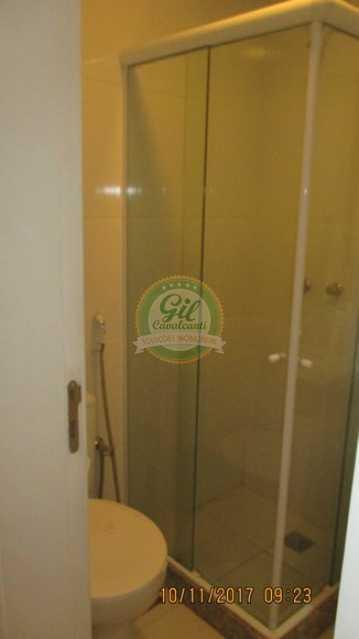 31-Banheiro - Cobertura 3 quartos à venda Praça Seca, Rio de Janeiro - R$ 450.000 - CB0179 - 14