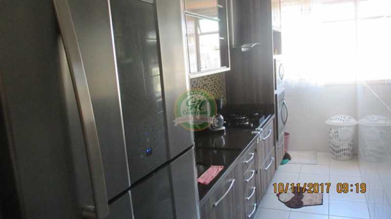 33-Cozinha - Cobertura 3 quartos à venda Praça Seca, Rio de Janeiro - R$ 450.000 - CB0179 - 15