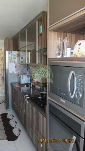 35-Cozinha - Cobertura 3 quartos à venda Praça Seca, Rio de Janeiro - R$ 450.000 - CB0179 - 16
