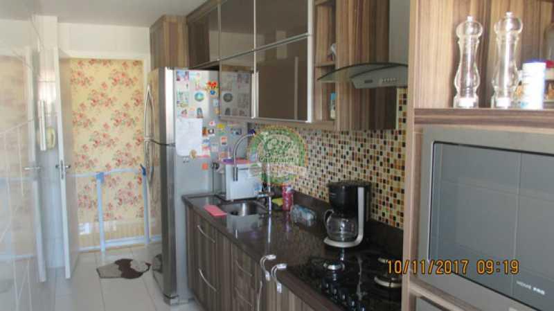 36-Cozinha - Cobertura 3 quartos à venda Praça Seca, Rio de Janeiro - R$ 450.000 - CB0179 - 17