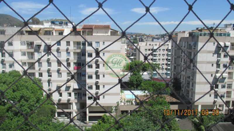 39-Área Vista - Cobertura 3 quartos à venda Praça Seca, Rio de Janeiro - R$ 450.000 - CB0179 - 18
