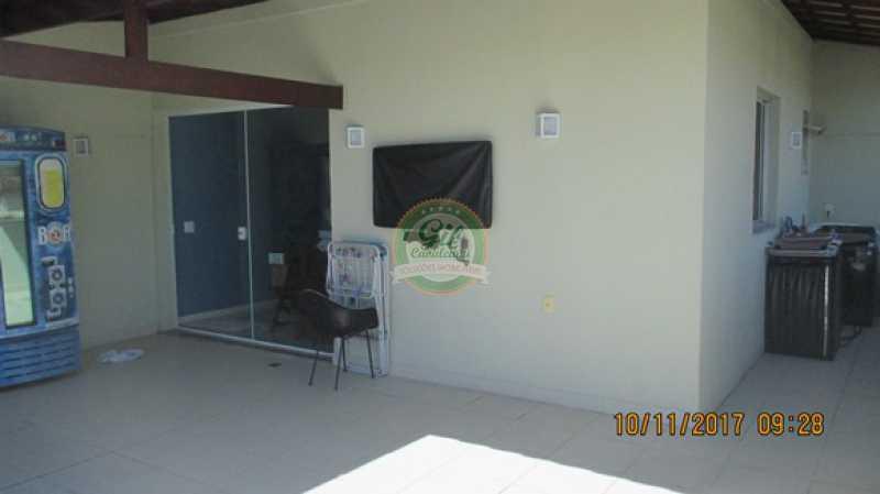 58-Terraço - Cobertura 3 quartos à venda Praça Seca, Rio de Janeiro - R$ 450.000 - CB0179 - 27