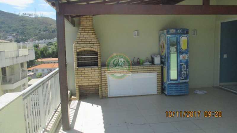 59-Terraço - Cobertura 3 quartos à venda Praça Seca, Rio de Janeiro - R$ 450.000 - CB0179 - 28