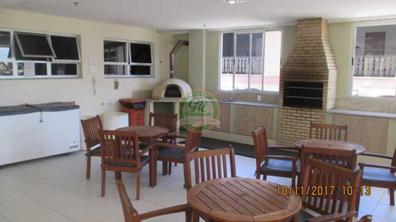 72-Churrasqueira - Cobertura 3 quartos à venda Praça Seca, Rio de Janeiro - R$ 450.000 - CB0179 - 30