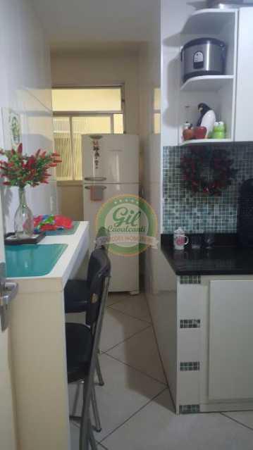 105 - Apartamento Tijuca,Rio de Janeiro,RJ À Venda,2 Quartos,50m² - AP1624 - 16