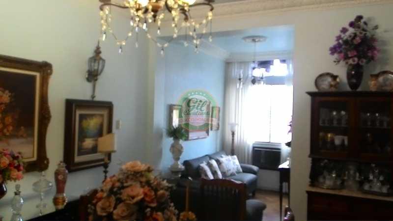 03-Sala - Apartamento 3 quartos à venda Andaraí, Rio de Janeiro - R$ 560.000 - AP1632 - 3