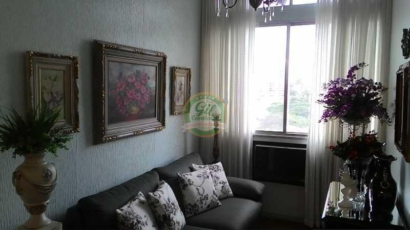 04-Sala - Apartamento 3 quartos à venda Andaraí, Rio de Janeiro - R$ 560.000 - AP1632 - 4