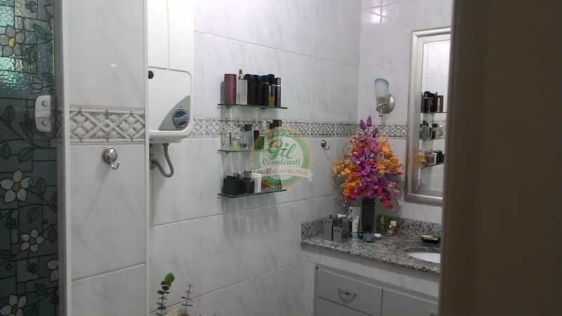 26-Banheiro Social - Apartamento 3 quartos à venda Andaraí, Rio de Janeiro - R$ 560.000 - AP1632 - 25