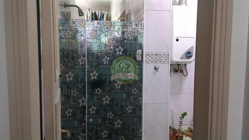 28-Banheiro Social - Apartamento 3 quartos à venda Andaraí, Rio de Janeiro - R$ 560.000 - AP1632 - 26
