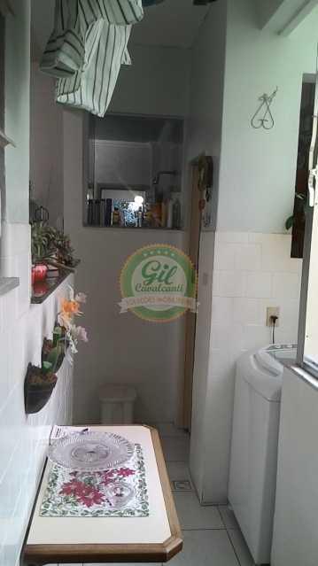 34-Área - Apartamento 3 quartos à venda Andaraí, Rio de Janeiro - R$ 560.000 - AP1632 - 30