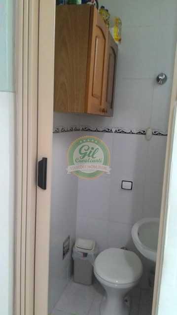 37-Banheiro de Empregada - Apartamento 3 quartos à venda Andaraí, Rio de Janeiro - R$ 560.000 - AP1632 - 31