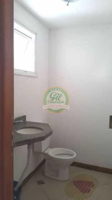 07-Lavabo - Casa em Condominio Vargem Pequena,Rio de Janeiro,RJ À Venda,3 Quartos - CS2105 - 9
