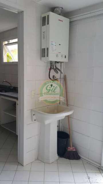 09-Área - Casa em Condominio Vargem Pequena,Rio de Janeiro,RJ À Venda,3 Quartos - CS2105 - 11
