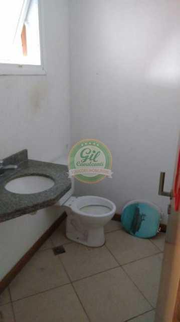 16-Banheiro Social - Casa em Condominio Vargem Pequena,Rio de Janeiro,RJ À Venda,3 Quartos - CS2105 - 18